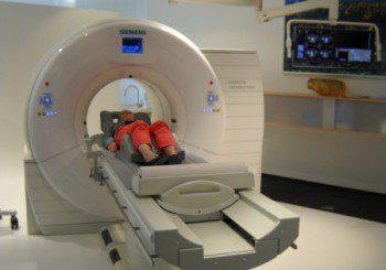 Супертомограф сканира тялото за 3 сек