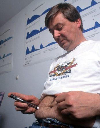 Една трета от слабите хора над 45 г. са застрашени от диабет