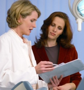 гинекологичен преглед цинтонамазка