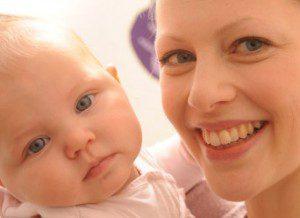 бебе и майка