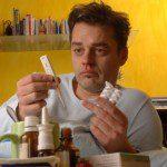 грип настинка кашлица