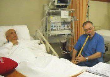 Наш кардиолог в Турция лекува с музика