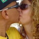 целувка двойка