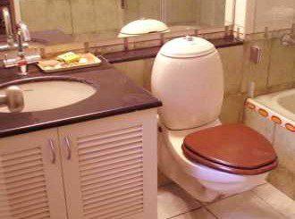 Сваляйте капака на тоалетната, иначе заразите плъзват