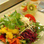 салата лятна диета за отслабване