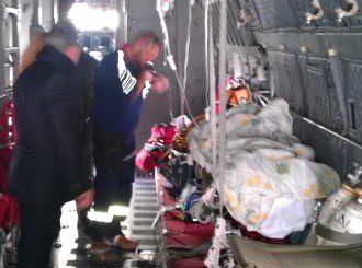 Докараха със самолет от Гърция българче в кома, присадиха му дроб