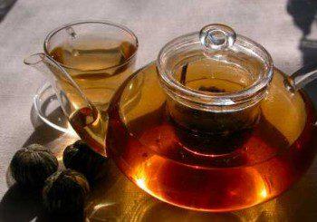 Екстракт от зелен чай бори рака на кожата
