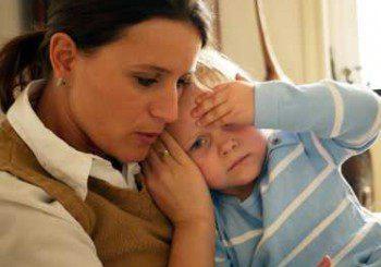 Как да разпознаем дали температурата при децата е опасна