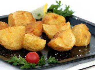 Уханието на печен картоф гони лошите спомени
