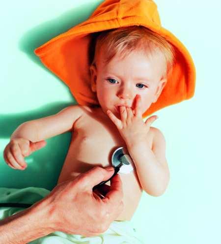 бебе хранене на бебето