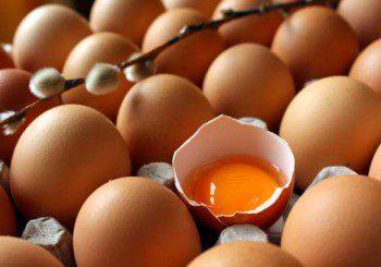 Едно яйце на ден намалява с 12% риска от инсулт