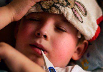 Настинка и леки инфекции провокират инсулт при децата!