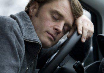 Настинката е опасна за шофьорите