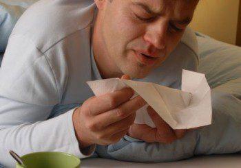 Защо няма облекчение, когато при хрема духам носа си?
