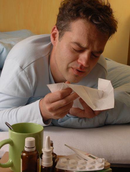 хрема настинка грип