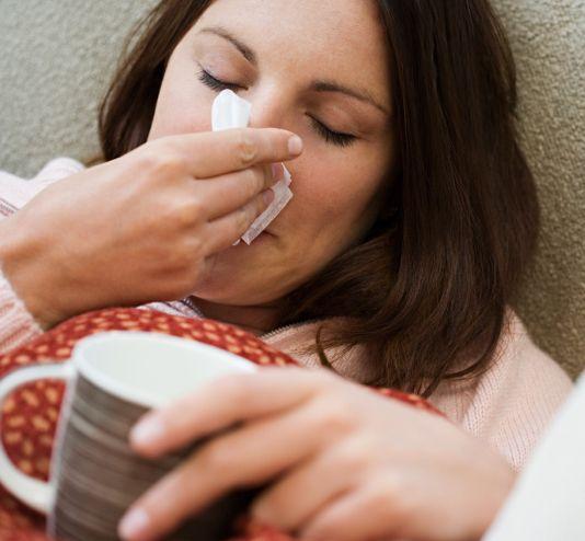 Изпитани домашни средства при хрема, кашлица и синузит