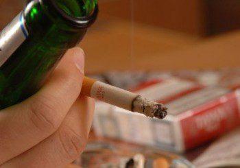Цигарите са виновни за махмурлука