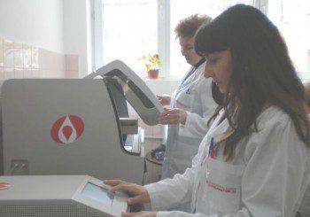 Изследват туморни маркери с техника последно поколение