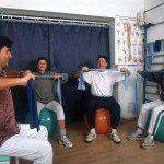 спорт гимнастика ставни заболявания