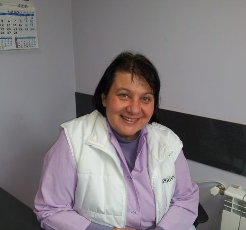 д-р Антоанина Вичева