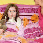 болно дете вируси висока температура