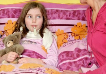 Кашлицата при децата може да  е и от стомаха