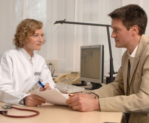 преглед пациент лекар