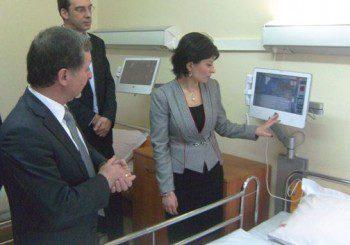 Откриха основно ремонтирани три хирургии във Враца