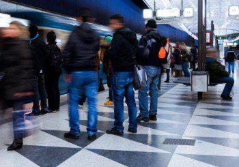 Въздухът в метрото съдържа много метал, опасен за здравето