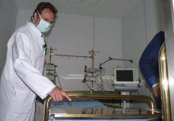 """Уникална антимикробна стая заработи в реанимацията на """"Токуда"""""""