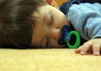 Биберонът може да спаси живота на бебето