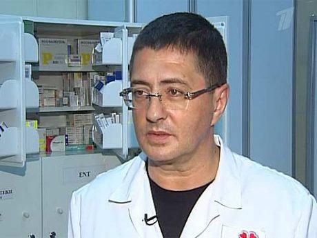 д-р Александър Мясников