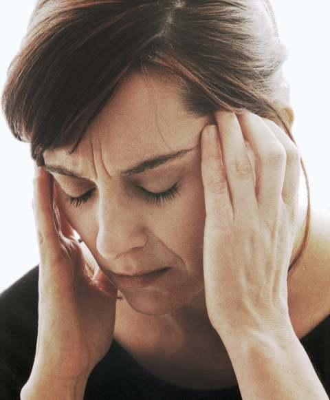 главоболие мигрена