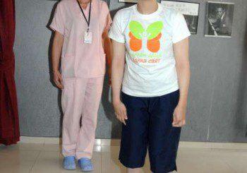 24-годишната Гери проходи и проговори след 4 операции в Пловдив