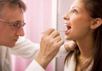 Възпалени сливици - симптоми и видове лечение
