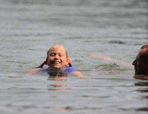 плуване басейн море