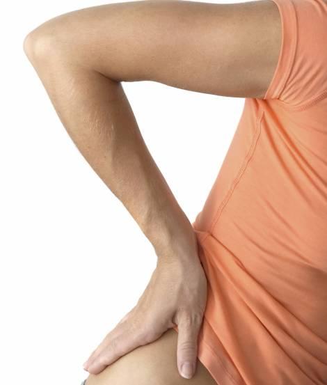 скованост болки в гърба