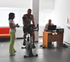 велотест при стенокардия, исхемична болест