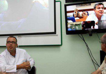 Лекари от три болници оперират по телемост жена с рак на гърдата
