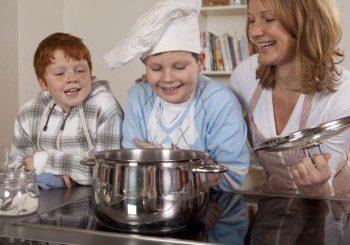 С малки хитрости децата ядат повече зеленчуци