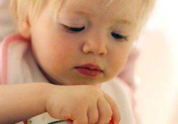 Невродермит при деца и бебета - понякога причината е храна