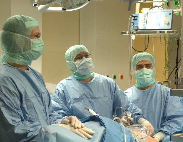 съдова хирургия