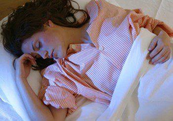 За мозъка е най-добре, ако спим на една страна
