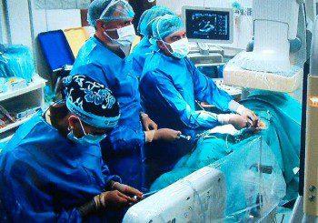Смениха аортна клапа през миниатюрен разрез