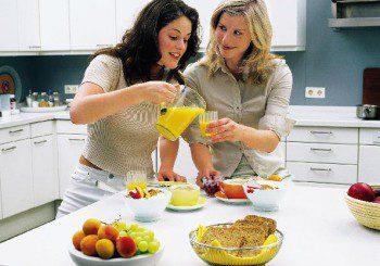 Уханието на плодове потиска апетита за сладко