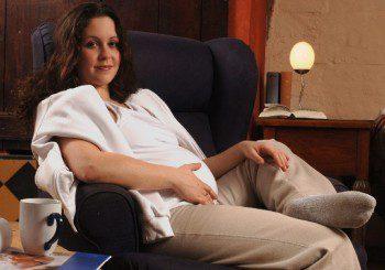 Повръщането при бременните всъщност е добър знак