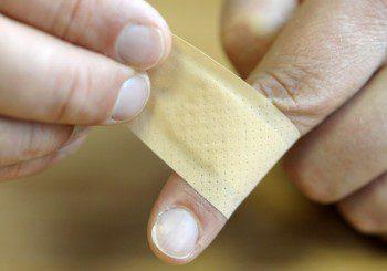 Как зарастват раните - на въздух или с превръзка?