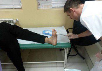 Нелекувани раширени вени може да причинят опасни рани