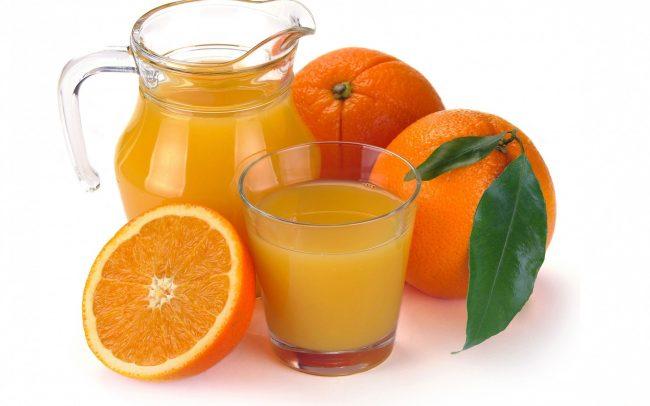 цитрусови плодове портокали мандарини