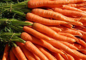 Морковът - полезен за очите и сърцето